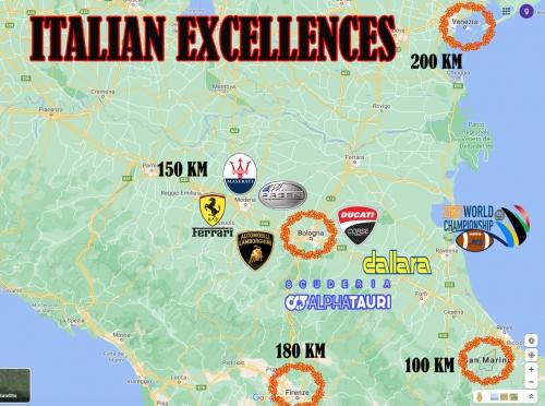 ITALIAN EXCELLENCES